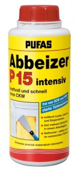 Abbeizer P15 intensiv 0,75lt.