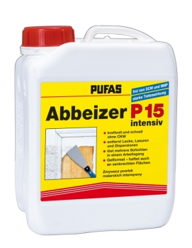 Abbeizer P15 intensiv 2,5lt.
