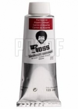 Bob Ross Ölfarbe Hellrot 200ml